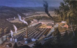 Jonsereds Fabriker 1860